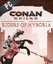 Conan Exiles Riders of Hyboria Pack