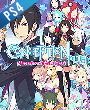 Conception Plus Maidens of The Twelve Stars