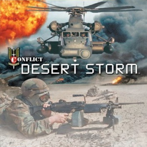 Buy Conflict Desert Storm CD Key Compare Prices