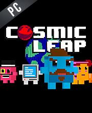 Cosmic Leap