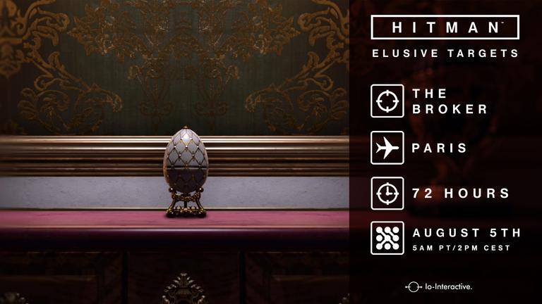 Hitman 8th Elusive Target