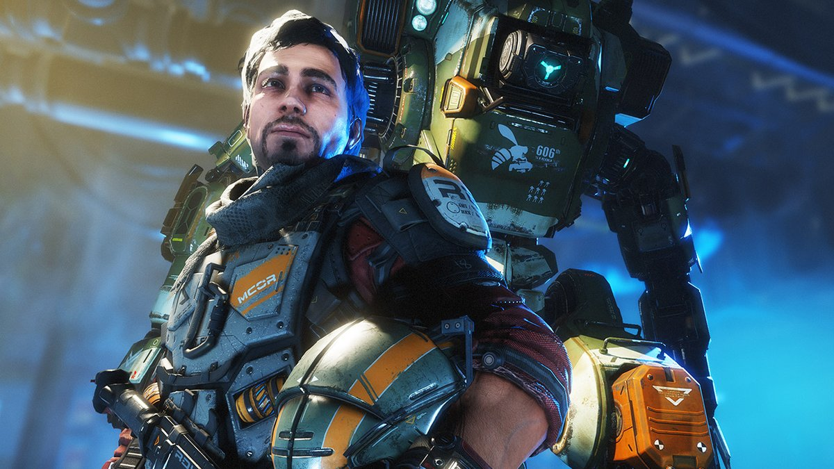 Titanfall 2 Character