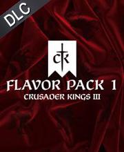 Crusader Kings 3 Flavor Pack 1
