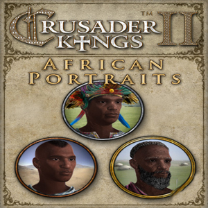 Buy Crusader Kings II African Portraits DLC CD Key Compare Prices