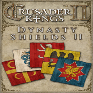 Buy Crusader Kings II Dynasty Shield II DLC CD Key Compare Prices