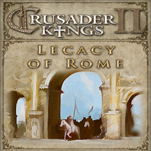 Buy Crusader Kings II Legacy of Rome CD Key Compare Prices