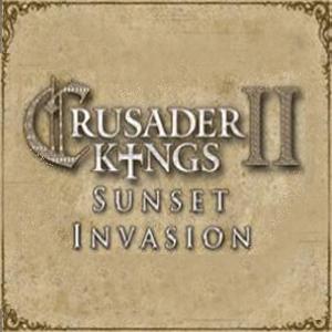 Crusader Kings II Sunset Invasion