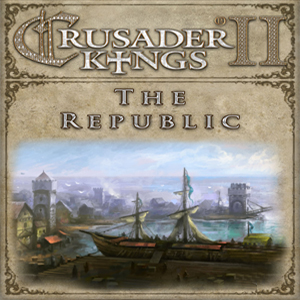 Buy Crusader Kings II The Republic Expansion CD Key Compare Prices