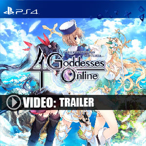 Buy Cyberdimension Neptunia 4 Goddesses Online PS4 Game Code Compare Prices