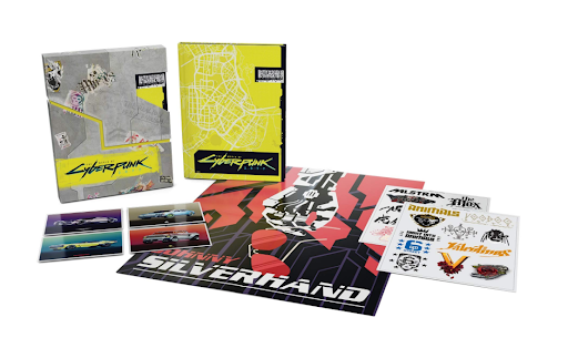 Cyberpunk 2077 Collector's Edition PC – Physical Copy