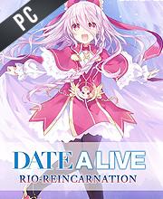 DATE A LIVE Rio Reincarnation