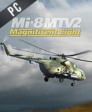 DCS Mi-8 MTV2 Magnificent Eight