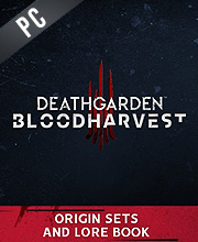 DEATHGARDEN Origin Sets & Extended Lore Book