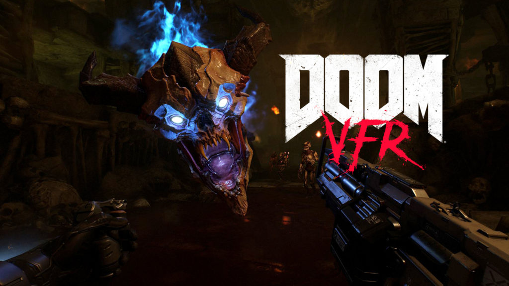 DOOM In Virtual Reality Cover