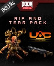DOOM Eternal Rip and Tear Pack