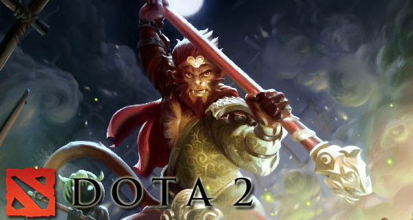 DOTA 2 Update Cover
