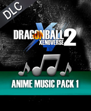 DRAGON BALL XENOVERSE 2 Anime Music Pack 1