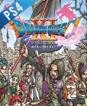 DRAGON QUEST 11 S Echoes of an Elusive Age