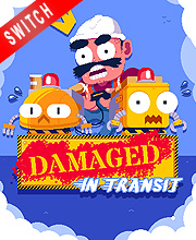 Damaged in Transit
