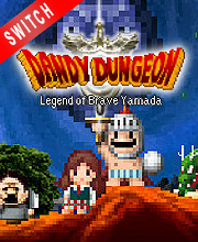 Dandy Dungeon Legend of Brave Yamada