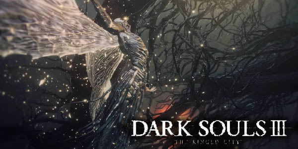 Dark Souls 3 The Ringed City Cover