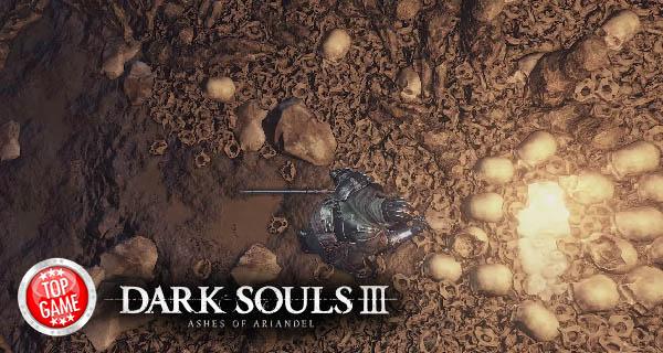 Dark Souls 3 DLC Cover