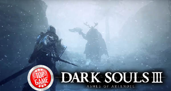 Dark Souls 3 Ashes Ariandel Cover