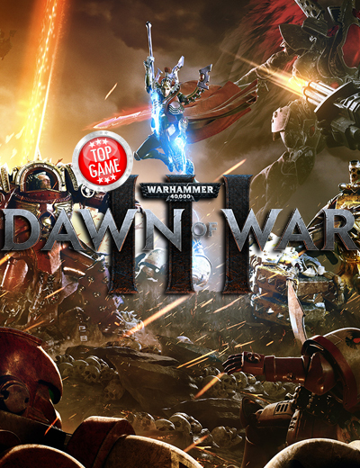 Dawn of War 3 Multiplayer Will Launch with Three Game Modes
