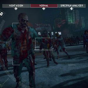 Huge zombie outbreak