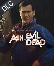 Dead by Daylight Ash vs Evil Dead