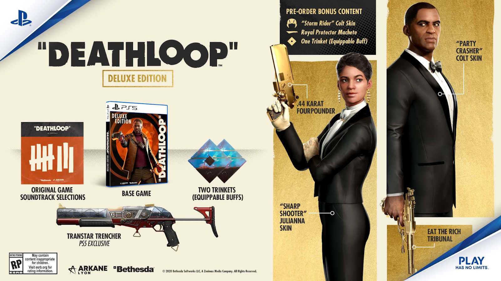 Buy Deathloop PS5 Deluxe Edition CD Key