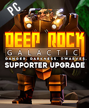 Deep Rock Galactic Supporter Upgrade