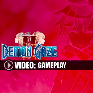 Demon Gaze 2 PS4 Gameplay Video
