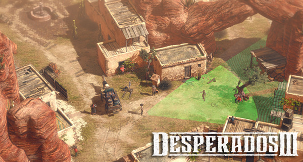 Desperados 3 Interactive Trailer