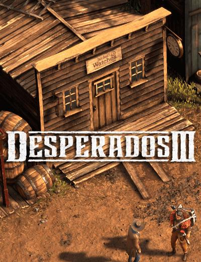 Desperados 3 Demo Now Available For Download In Gog Com