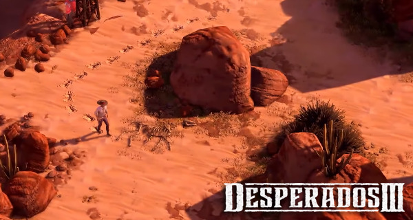 Desperados 3 Explanation