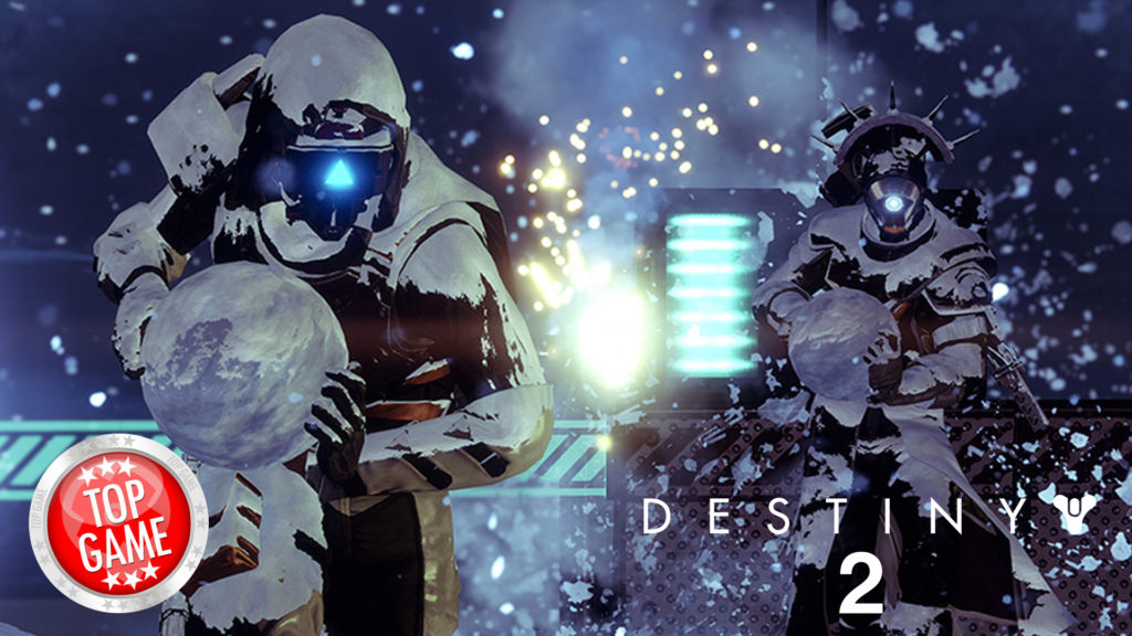 Destiny 2 The Dawning Cover