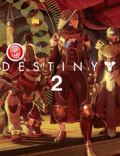 Destiny 2 is the Best-Selling Game of 2017 To Date, According to September NPD
