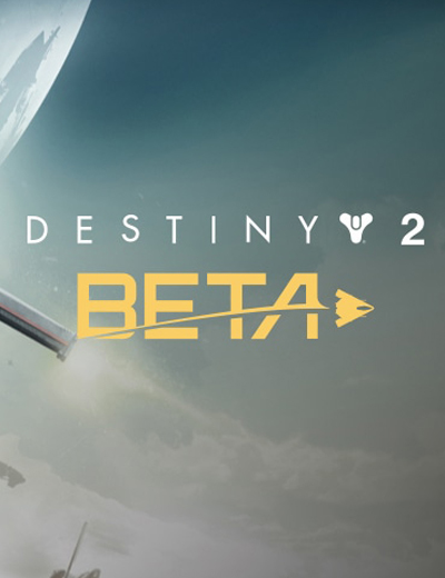 Bungie Announces Destiny 2 Beta, Will Be Available on PC