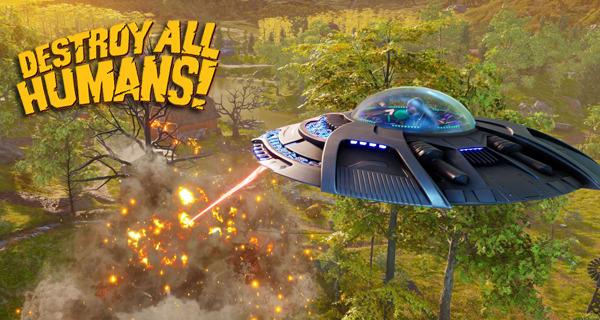 Destroy All Humans! Remake Demo