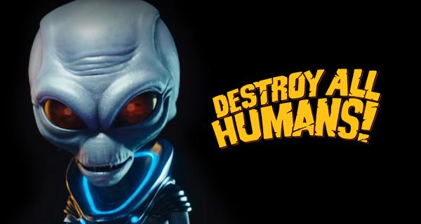 New Destroy All Humans Trailer