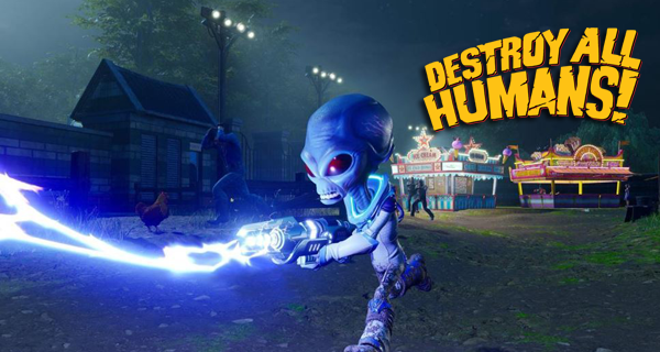 Destroy All Humans Turnipseed Farm
