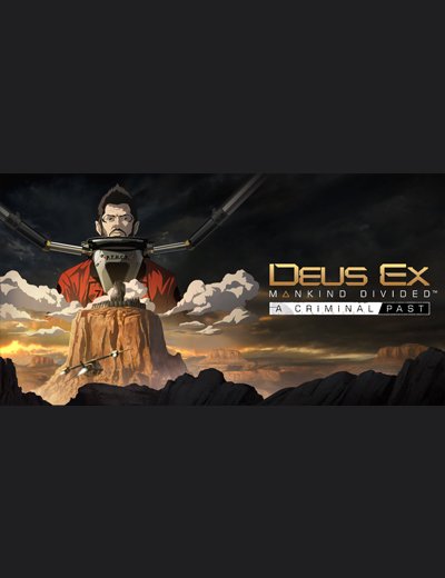 Another Deus Ex Mankind Divided Story DLC Launches in February