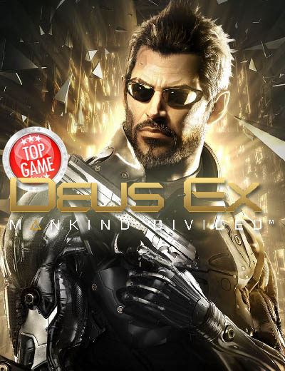 It Is Here: The Deus Ex Mankind Divided Launch Trailer