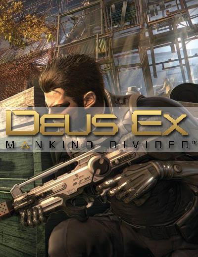 Deus Ex Mankind Divided is Finally Done!