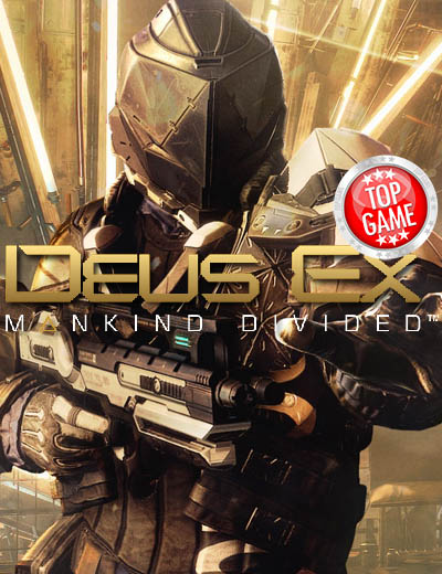 Deus Ex Mankind Divided Pre-Order Bonuses Now Free