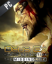 Deus Ex Human Revolution The Missing Link DLC