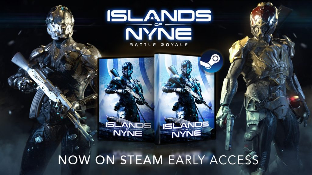 Islands Of Nyne Early Access