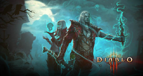 Diablo III Newest DLC Cover