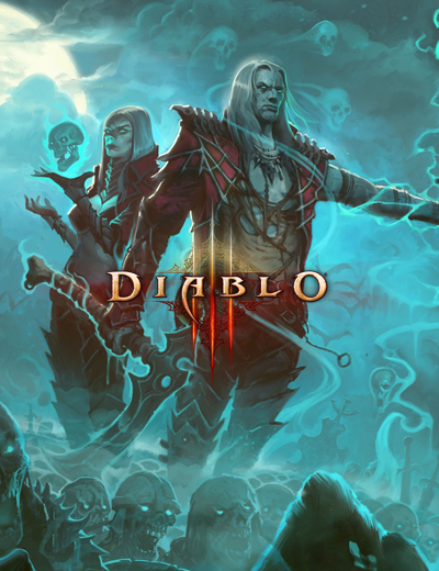 Diablo 3 Rise of the Necromancer and Eternal Collection Release Date Confirmed!